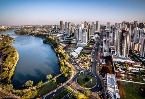 Londrina: decreto com feriados de2017