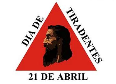 Feriado Tiradentes: 21 deAbril