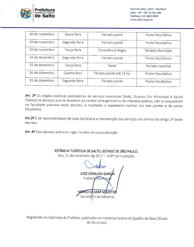 decreto_164_2017_dispoe_feriados_pontos_facultativos_poder_executivo_municipal_ano_2018-2