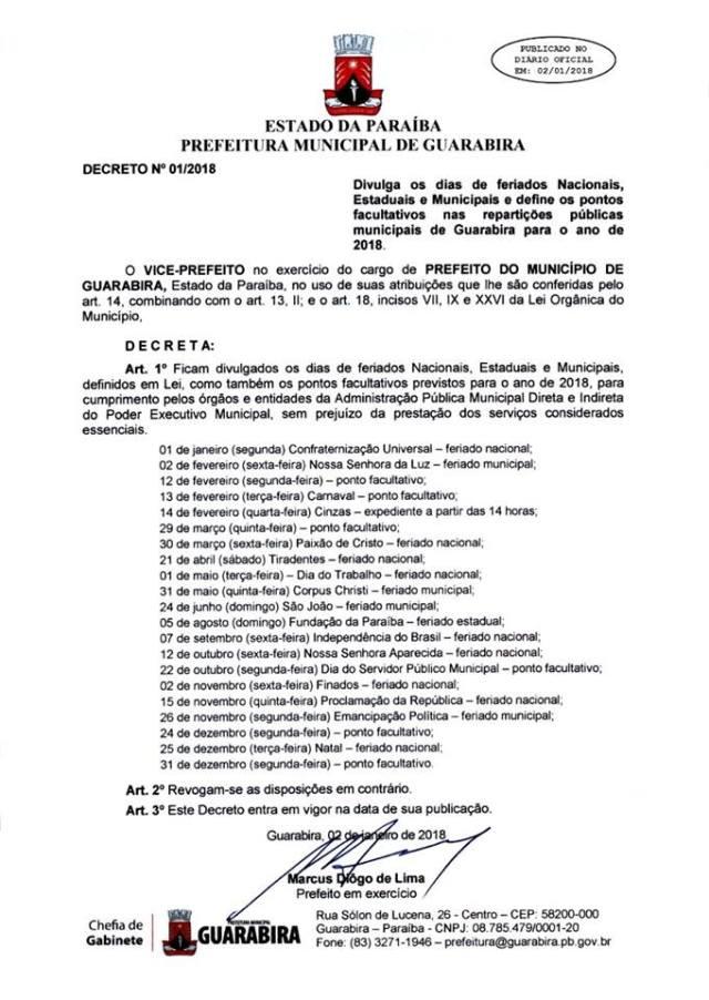 Feriados-municipais-Guarabira